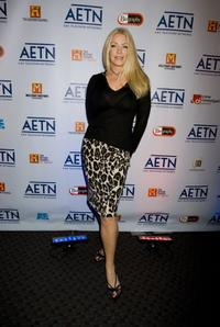 Shannon Tweed at the A&E Network's