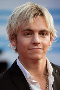 Ross Lynch at the