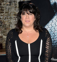 E. L. James at the event of 'Fifty Shades Of Grey - The Classical Album' in New York.