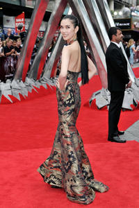 Tao Okamoto at the UK premiere of