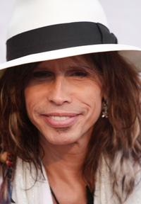 Steven Tyler at the 4th Annual MusiCares Map Fund Benefit Concert.