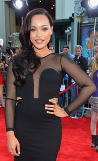 Cleopatra Coleman at the California premiere of