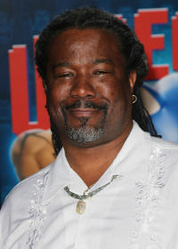 Gerald C. Rivers at the California premiere of