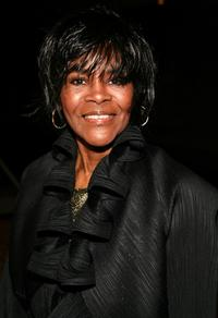 Cicely Tyson at the Metropolitan Museum Of Art 'Evening Of Many Cultures' Gala.