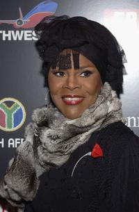 Cicely Tyson at the 2nd Annual EBONY Oscar Celebration.