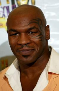 Mike Tyson at the 9th Annual Lady of Soul Awards.