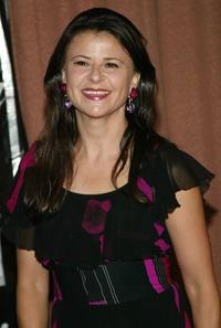 Tracey Ullman at the 2004 American Women in Radio & Television Gracie Allen Awards gala.