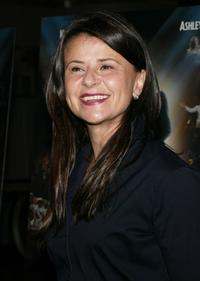 Tracey Ullman at the New York Premiere of