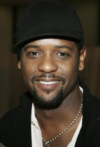 Blair Underwood at the premiere of