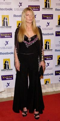 Deborah Kara Unger at the Hollywood Awards Gala.