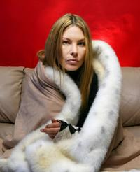 Deborah Kara Unger poses for portrait shoot during the 2004 Sundance Film Festival.