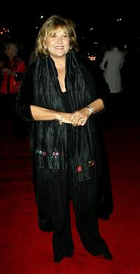 Brenda Vaccaro at the William Holden Wildlife Foundation's 20th Anniversary Broadway goes to the Movies concert.