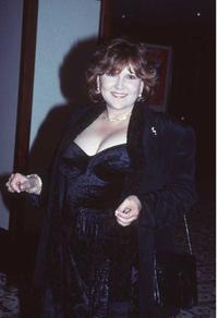 Brenda Vaccarro at the Nancy Davis'