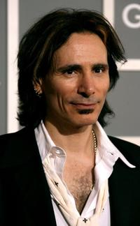 Steve Vai at the 49th Annual Grammy Awards.