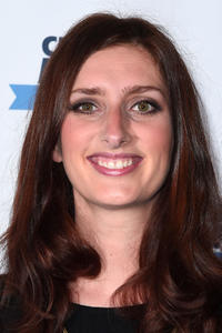 Jessica Knappett at the Chortle Comedy Awards 2017 in London.