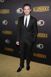 Richard Madden at the at the New York premiere of