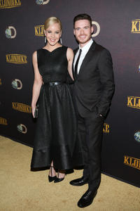 Abbie Cornish and Richard Madden at the at the New York premiere of