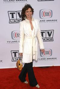 Nancy Valen at the 2005 TV Land Awards.
