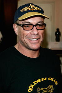 Jean-Claude Van Damme at the