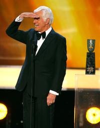 Dick Van Dyke at 13th Annual Screen Actors Guild Awards.