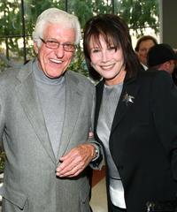 Dick Van Dyke and Michelle Lee at the 2008 Backlot Film Festival.