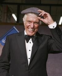 Dick Van Dyke at the Disney's