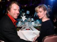 Vincent Van Patten and Eileen Davidson at the 2009 AFTRA Media and Entertainment Excellence Awards.