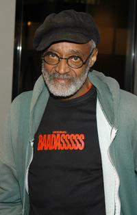 Melvin Van Peebles at the New York VIP Screening of