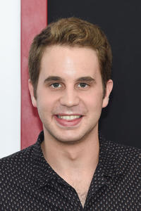 Ben Platt at the New York premiere of