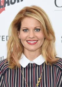 Candace Cameron at the New York premiere of