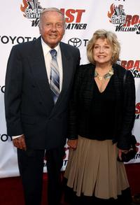 Dick Van Patten and wife Patricia Patten at the Comedy Central Roast of William Shatner.