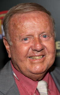Dick Van Patten at the celebration of Jimmy Kimmel Live's 1000th episode with Jameson Irish Whisky.