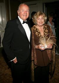 Dick Van Patten and wife Pat Van Patten at the Norby Walters' 16th Annual Night Of 100 Stars Oscar Gala.
