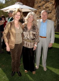 JoBeth Williams, Connie Stevens and Dick Van Patten at the