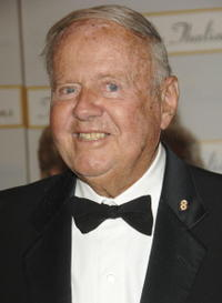 Dick Van Patten at the 51st Annual Thalians Ball.