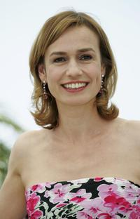 Sandrine Bonnaire at the 59th International Cannes Film Festival photocall of