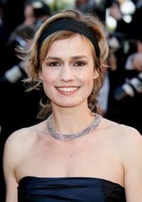 Sandrine Bonnaire at the 59th International Cannes Film Festival premiere of