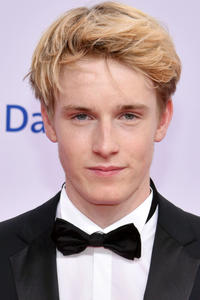 Louis Hofmann at The Lola - German Film Award in Berlin.