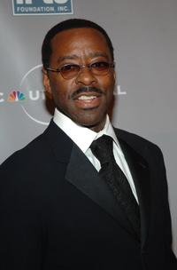 Courtney B. Vance at the International Radio and Television Award Dinner.