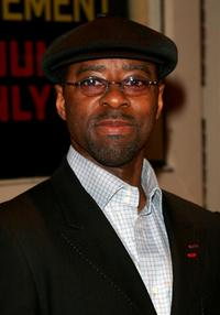 Courtney B. Vance at the opening night of the Broadway play