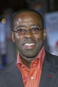 Courtney B. Vance at the premiere of