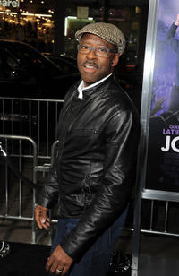 Courtney B. Vance at the world premiere of