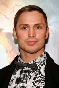 Igor Zaripov at the New York premiere of