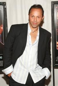 Nelson Vasquez at the premiere of