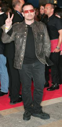 Bono at the Echo Music Awards.