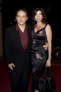 Jimmie Vaughan and his Wife Robin at the Musicians' Assistance Program's fourth annual MAP Awards.