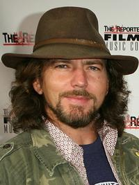 Eddie Vedder at the Hollywood Reporter/Billboard Film and TV Music Conference Day.