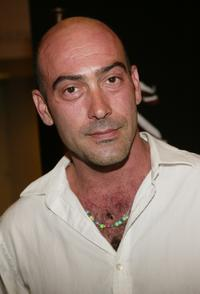 John Ventimiglia at the New York screening of