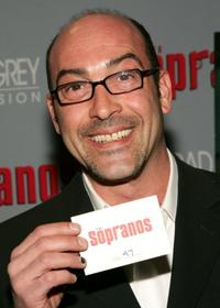 John Ventimiglia at the New York premiere of