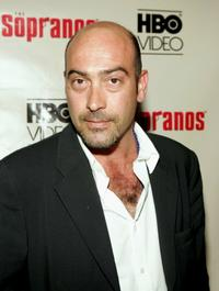 John Ventimiglia at the New York DVD launch party of